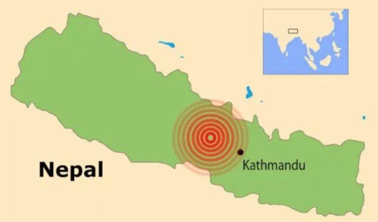 काठमाडौँमा फेरी भुकम्प