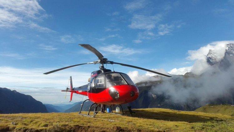 खराब मौसमका कारण मन्त्री सवार हेलिकप्टर दुर्घटना : गृह मन्त्रालय