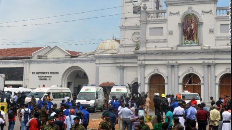 श्रीलङ्काकामा भएको बिस्फोटमा परी मृत्यु हुनेको संख्या १३८ पुग्यो