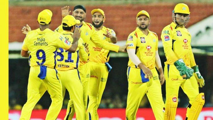 दिल्लीलाई हराउदै चेन्नाई आईपीएलको फाइनलमा