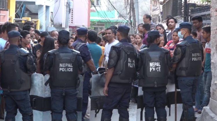 राजधानीको दुई स्थानमा बम विस्फोट, ३ को मृत्यु, ७ जना घाइते