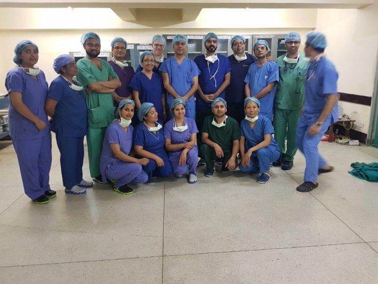 त्रिवि शिक्षण अस्पतालमा पहिलो पटक कलेजोको सफल प्रत्यारोपण