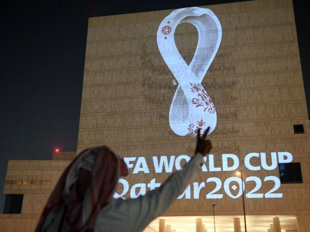 विश्वकप फुटवल २०२२ को लोगो सार्वजनिक