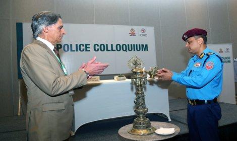 काठमाडौंमा एसिया प्रहरी सम्मेलन शुरु