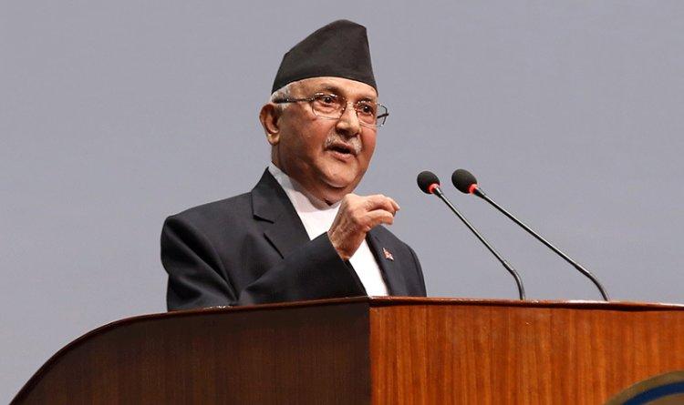 नेपाली भूमिबाट विदेशी सेना हटाउँछौं : प्रधानमन्त्री ओली