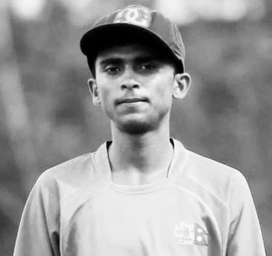 राष्ट्रिय क्रिकेट खेलाडी कुन्दनसिंहको निधन