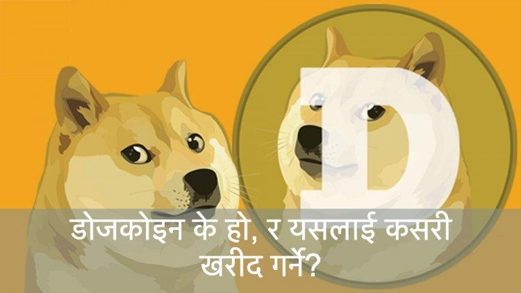 डजकोईन (Dogecoin) के हो, र यसलाई कसरी खरीद गर्ने?