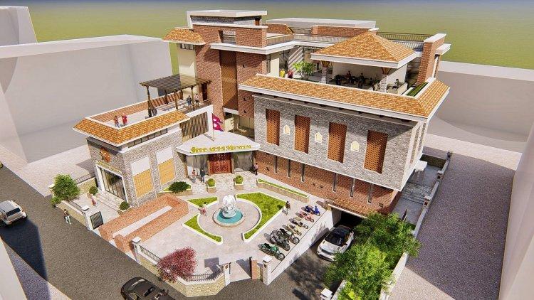 बुटवलमा करिब ७ करोड लागानीमा जितगढी(बटौली) युद्ध सङ्ग्रहालय बन्दै